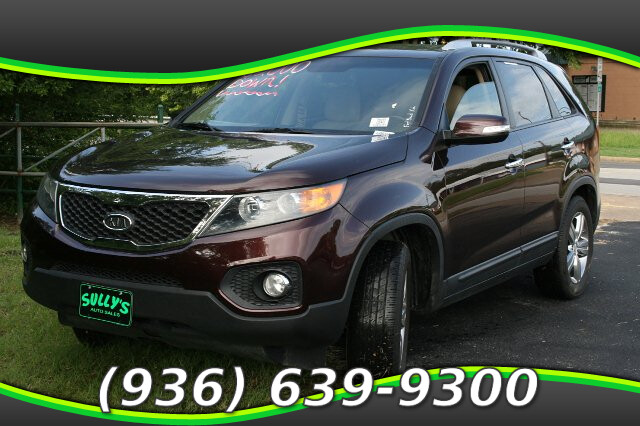 2013 Kia Sorento EX 2WD 6-Speed Automatic