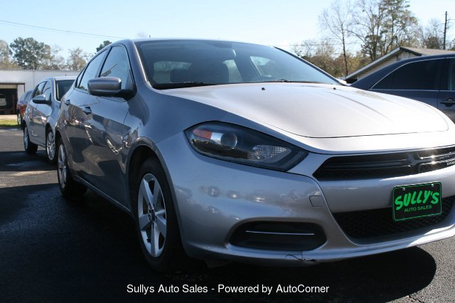 2015 Dodge Dart SXT 6-Speed Automatic