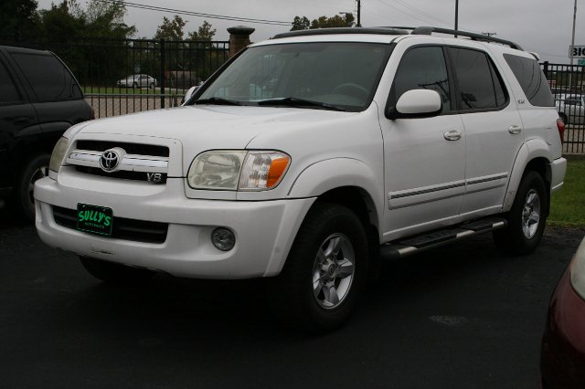 2006 Toyota Sequoia SR5 2WD 5-Speed Automatic