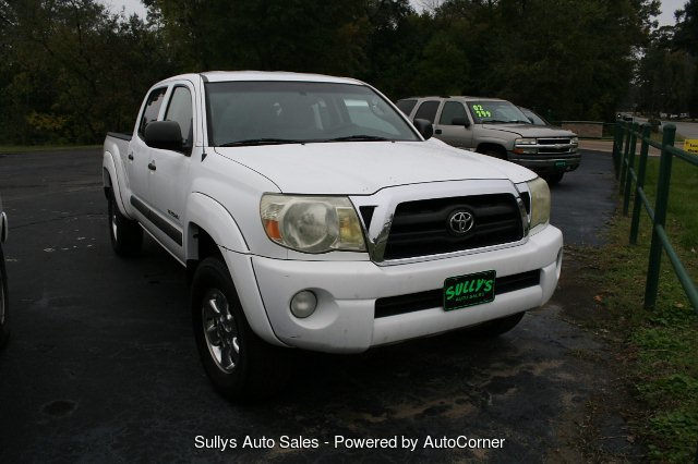2005 Toyota Tacoma PreRunner Double Cab Long Bed V6 2WD 5-Speed Automatic