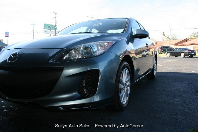2012 Mazda MAZDA3 i Touring 4-Door 5-Speed Automatic